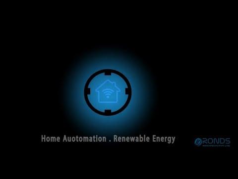 Smart e Homes ,  solar energy &  home automation