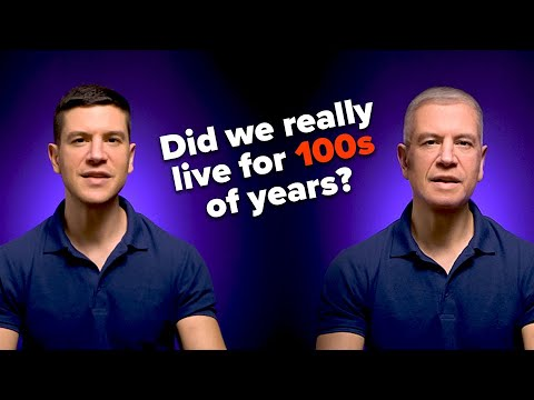 Did humans really live for HUNDREDS of years?