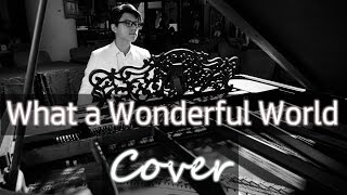 What a Wonderful World(Louis Armstrong)鋼琴 Jason Piano Cover