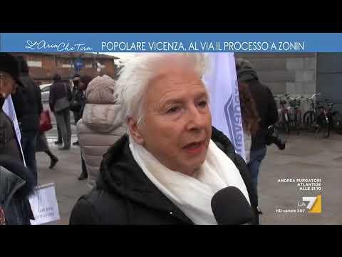 Popolare Vicenza, al via il processo a Zonin
