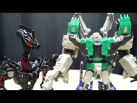 Mascot Reviews Mastermind Creations TERMINUS HEXATRON