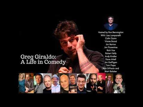 Greg Giraldo : A Life In Comedy - Bennington Show 8/18/2017