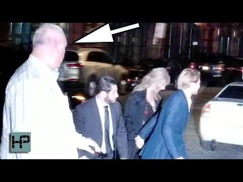 Taylor Swift&39;s Bodyguard Threatens to Shoot Paparazzi as She and Joe Alwyn Arrive Home