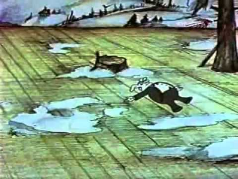 Лунтик мультик серия про луню страна игрушек