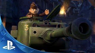 World War Toons - PSX Trailer | PS4