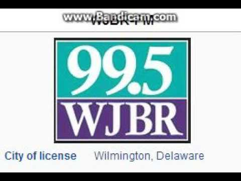 "25 Days of Christmas Radio - Day 20: WJBR-FM: ""99.5 WJBR"" Wilmington, DE TOTH ID 5pm ET--12/20/15"