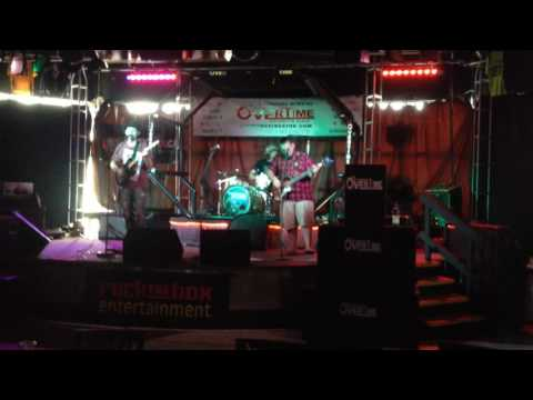 The Roy Borden Jr. Band Live @ Overtime Sports Bar/Kingston Ontario
