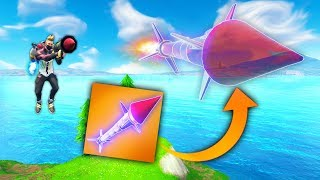 *NEW* INVISIBLE ROCKET..!!?   Fortnite Funny and Best Moments Ep.190 (Fortnite Battle Royale)