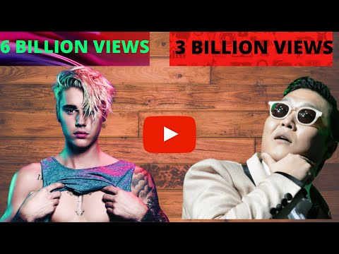 Top 10 YouTube Videos With Over A BILLION Views