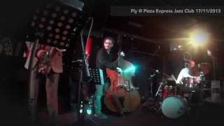 Fly Trio - Pettiford (by Larry Grenadier) @ Pizza Express Jazz LJF 2013