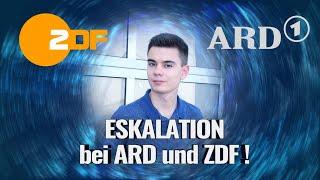 ESKALATION bei ARD und ZDF!