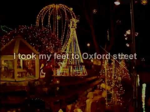 Coldplay - Christmas Lights *Lyrics on Screen* FULL HD
