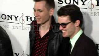 Franz Ferdinand - Sony / BMG Grammy Awards Party 2005