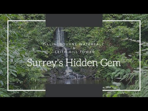 Surrey's Hidden Gem | Tillingbourne Waterfall | Leith Hill Tower | Perfect Day Out | Wotton Dorking