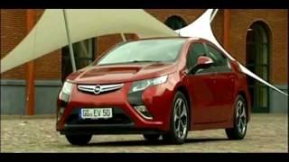 Opel Ampera.  My test drive