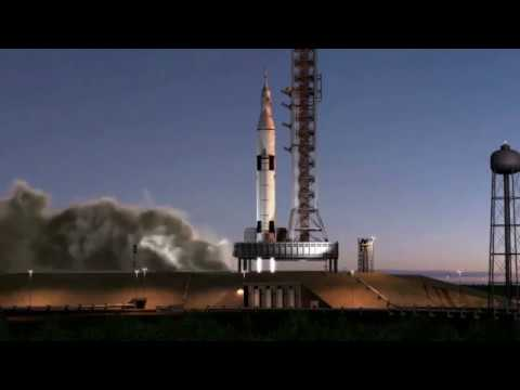Complete Journey Video of Space Ship Launched By NASA ...
