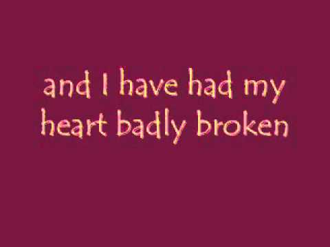 Please be careful with my heart lyrics -i dont own