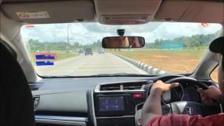 HONDA JAZZ 1.5V 2016 TEST DRIVE / POV MALAYSIA REVIEW