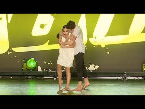 Till It Happens To You- Canadian Dance Company (Denise Goping and Josh Lamb)