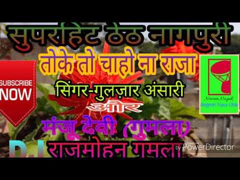 तोके तो चाहो ना राजा || MP3 ||Toke to chaho na raja|| Superhit theth Nagpuri Song|| November 2017