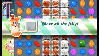 Candy Crush Saga Level 970 walkthrough (no boosters)