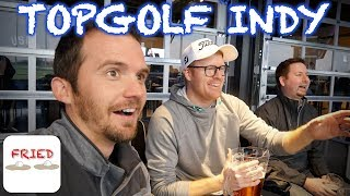 My First TopGolf Experience