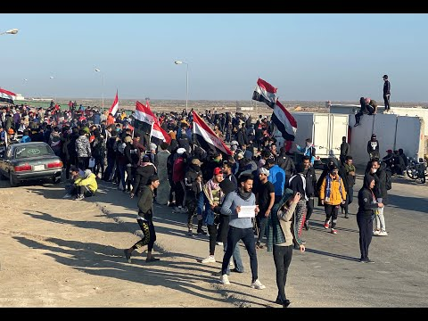 المحتجون في العراق يُحضّرون لمليونية تسبق مليونية الصدر  - 19:01-2020 / 1 / 20