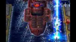 Raiden III (PC) - Boss Rush (Arcade Difficulty)