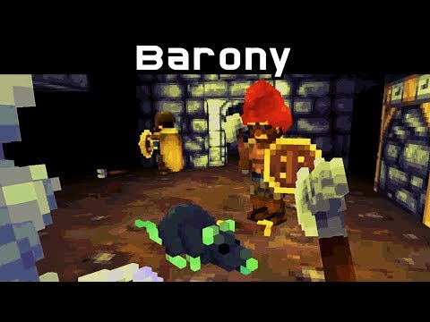 Let's Play CoOp - Barony Cursed Edition