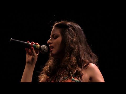 Luzia Dvorek- LUZIA- De Amor Eu Morrerei- Ao vivo em Santo André Sesc São Paulo