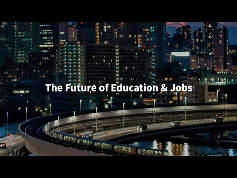 The Future of Education & Jobs