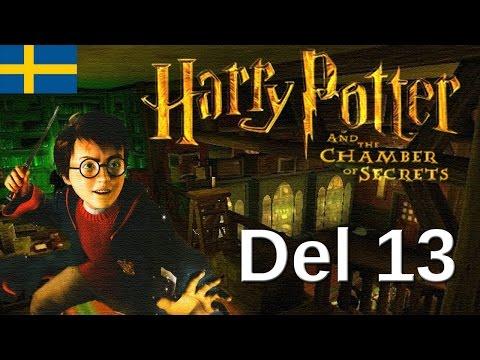 Harry Potter och Hemligheternas Kammare | Walkthrough | Del 13 | Gryffindor mot Slytherin (PS2)