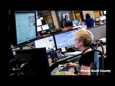 Iowa 9-1-1 PSA: Dispatchers (The Unsung Heroes)
