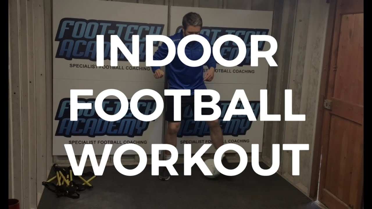 Indoor Football Workout