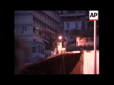 WRAP Hezbollah offices stormed, forces withdrawn, Jumblatt, Tripoli streets