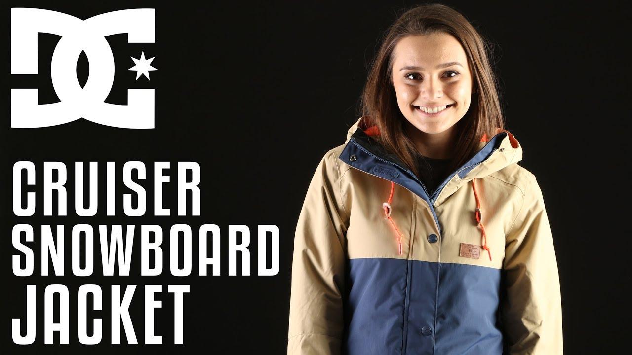 9d599af1b51 2018 DC Women s Cruiser Snowboard Jacket - Review - TheHouse.com ...