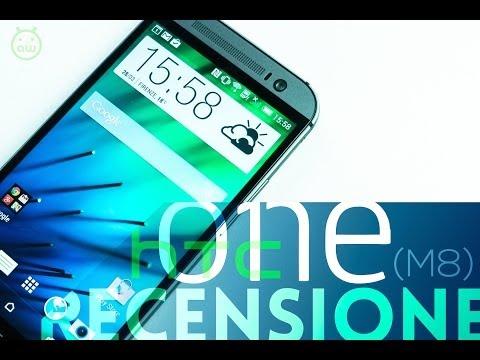 HTC One (M8), recensione in italiano