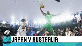Japan v Australia - Semi-Finals - Men's Full Game - FIBA 3x3 Asia Cup 2018 thumbnail