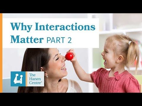 Why Interactions Matter Part 2