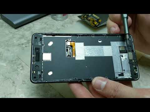 Ремонт Nokia 5.Настоящий, одноразовый телефон.УЖАС!