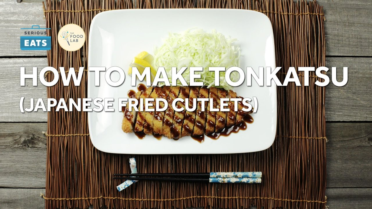 how to make chicken katsu sauce