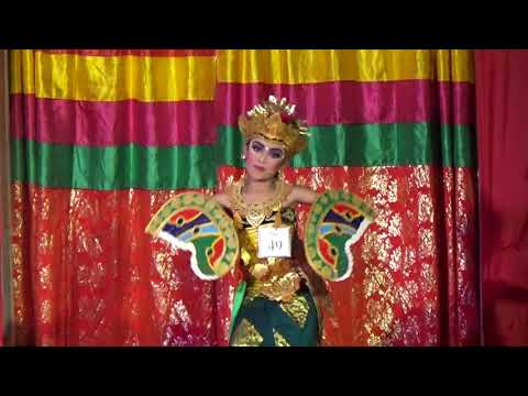 Tari Bali Kupu Kupu Tarum - Sanggar Puspa Mahapadma @ TUAJI they