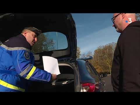 Feuilleton gendarmerie - Episode 1 : la brigade motorisée de Chevigny-Saint-Sauveur