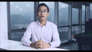 David Huang, CEO and Co-Founder of Sleepace YouTube Videos
