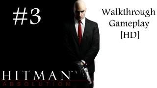 Hitman Absolution PC Gameplay TERMINUS [HD]