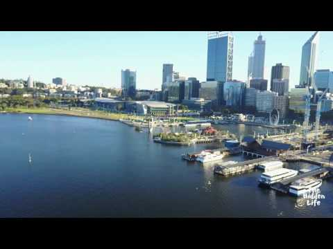 Swan River, PERTH - BEST WEATHER IN THE WORLD