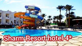 Обзор отеля Sharm Resort hotel 4 Шарм резорт Египет Шарм эль Шейх Мечта путешественника