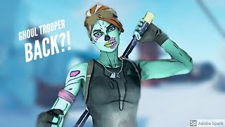 Ghoul Trooper Returning Tonight? | Merch Link in Bio! | Gift Card Giveaway! | (Fortnite)