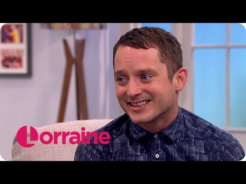 Elijah Wood On Cooties And Being A Child Actor | Lorraine
