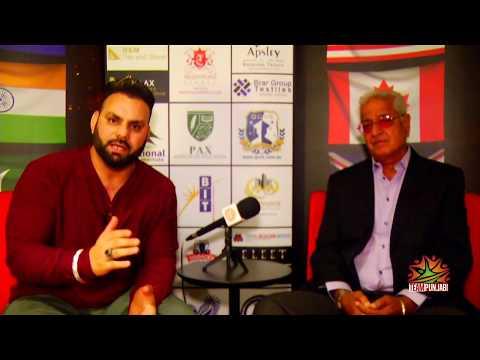 Lucky kurali interview surjan singh chatha punvec kabaddi world cup 2018
